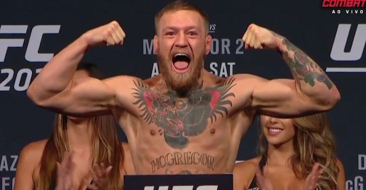 McGregor-wins