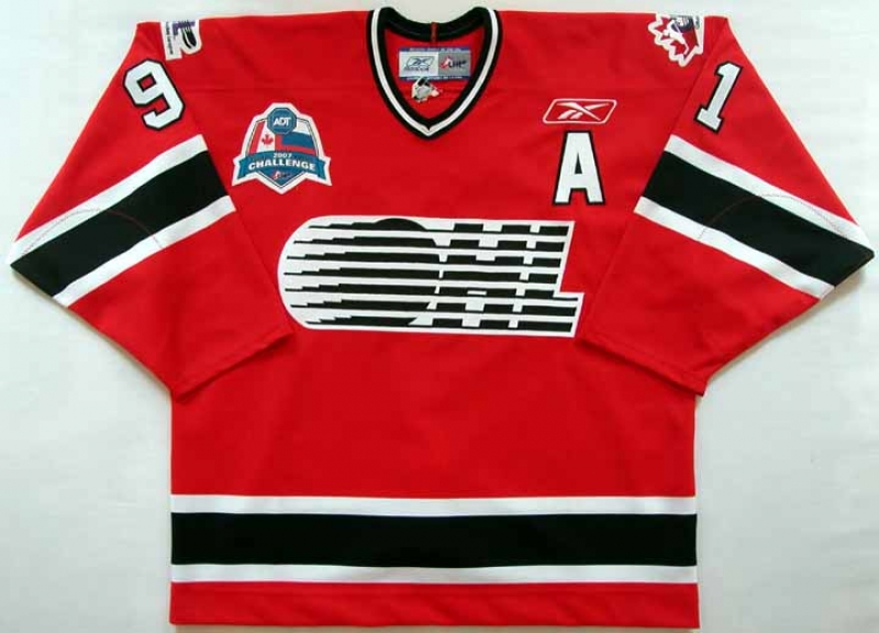 Ranking the Jerseys of All Twenty OHL Teams – The Bloggers  Tribune 418afca5a16